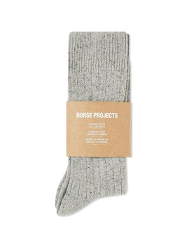 Norse Projects Bjarki Neps Sock by Norse Projects