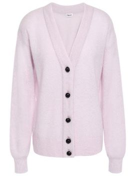 Mohair Blend Cardigan by Filippa K