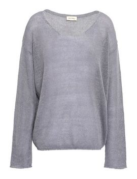 Mélange Wool Blend Sweater by American Vintage