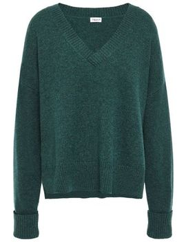 Mélange Wool Sweater by Filippa K