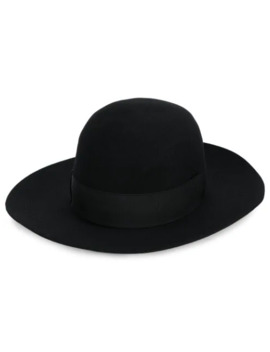Classic Wide Brim Hat by Borsalino