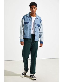 Levi's Made & Crafted Type 3 Oversized Denim Trucker Jacket by Levi's