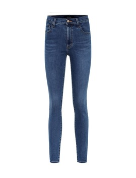 Leenah High Rise Skinny Jeans by J Brand