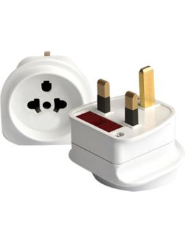 Overseas Traveller To Uk Adapter by Travel