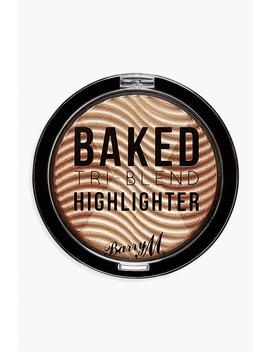 Barry M Bronze Baked Highlighter by Boohoo