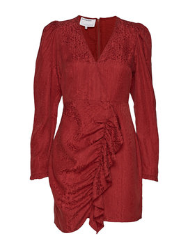 Ruben Wrap Dress by Designers, Remix