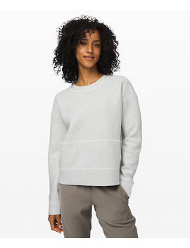 All Afternoon Sweater New by Lululemon