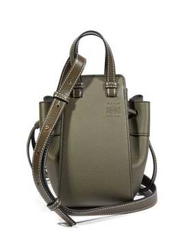 Hammock Small Leather Cross Body Bag by Loewe