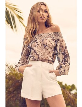 Abbey Clancy X Lipsy Tailored Shorts by Next