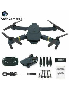 Drone X Foldable Quadcopter Wifi Fpv With 1080 P/720 P Hd Camera  Hot by Ebay Seller