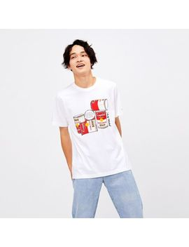 Men Ut Andy Warhol(Short Sleeve Graphic T Shirt) by Uniqlo
