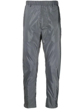 Technical Fabric Trousers by Prada