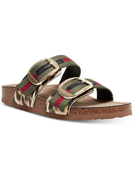 Bambam Footbed Sandals by General