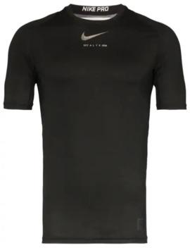 X1017 Alyx 9 Sm Logo Print T Shirt by Nike