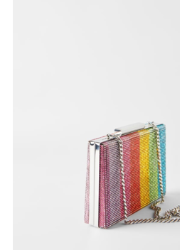 Rainbow Clutch  Womanshoes &Amp; Bags New In by Zara