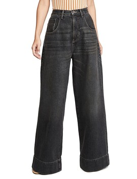 The Aaliyah Jeans by Tre By Natalie Ratabesi