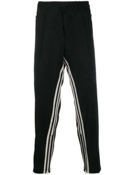 Striped Track Trousers by Y 3