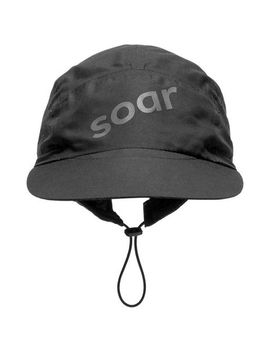 Logo Printed Lightweight Cap by Soar
