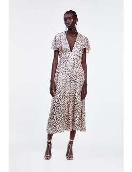 Vestido De Lantejoulas EdiÇÃo Limitada Ver Tudo Vestidos Mulher by Zara