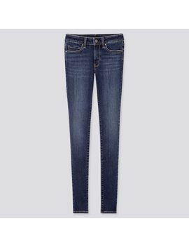 Women Ultra Stretch Jeans (L32) by Uniqlo