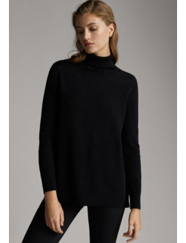 Campaign Collection   Strickpullover by Massimo Dutti