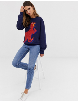 Ps Paul Smith   Dino   Sweat Shirt by Ps Paul Smith