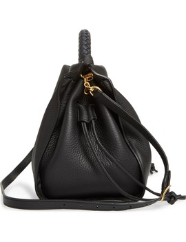 Iris Leather Top Handle Bag by Mulberry