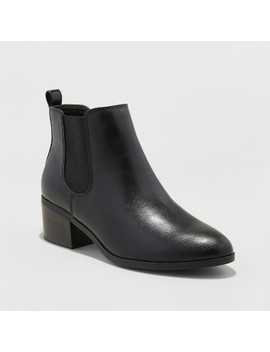 Women's Ellie Chelsea Boots   A New Day™ by A New Day