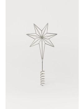 Estrela Para árvore De Natal by H&M