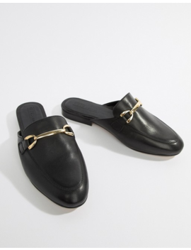 "<Font Style=""Vertical Align: Inherit;""><Font Style=""Vertical Align: Inherit;"">Asos Design Moles Leather Mules Loafers</Font></Font> by Asos Design"