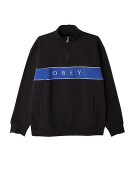 Deal Mock Neck by Obey