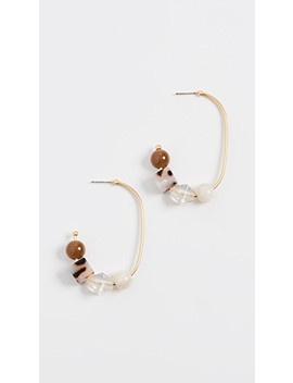 Sliding Shapes Hoops by Madewell