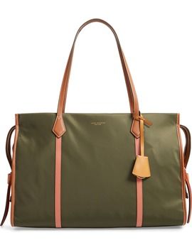 Perry Nylon Tote by Tory Burch