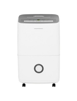 Frigidaire   30 Pint Dehumidifier With Humidity Control   White/Gray by Frigidaire
