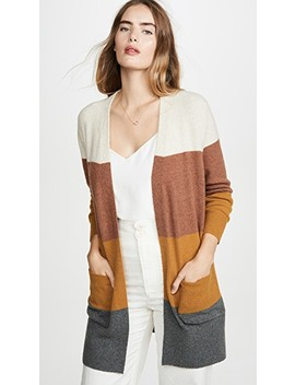 Kent Wide Stripe Cardigan by Madewell