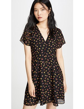 Retro Silk Dress by Madewell