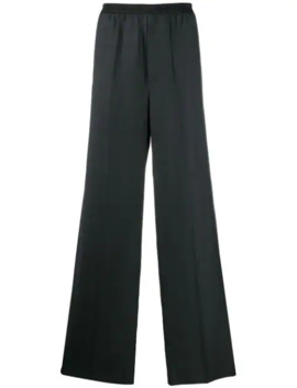 Elastic Classic Trousers by Balenciaga