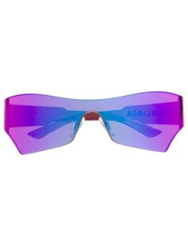 Mono Cat Sunglasses by Balenciaga