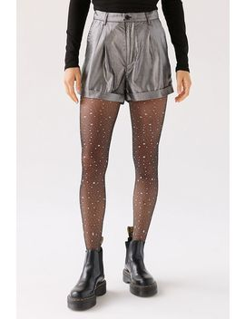 Uo Silver Stars Tight by Urban Outfitters
