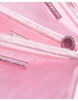 Pink Mesh Zip by Glow Recipe