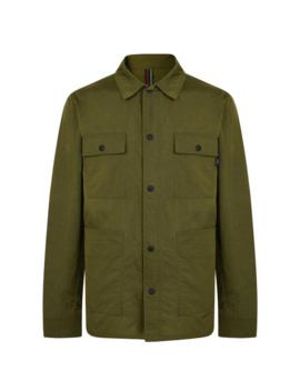 Nylon Overshirt Jacket by Ps By Paul Smith