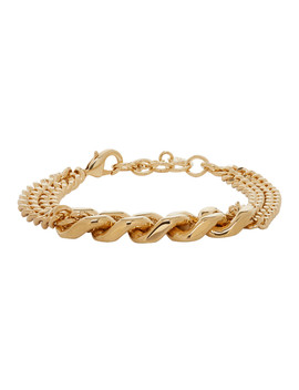 Gold Sky Bracelet by A.P.C.