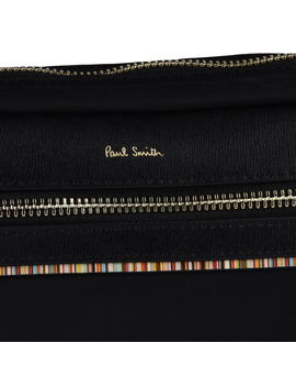 Multi Stripe Washbag by Ps By Paul Smith
