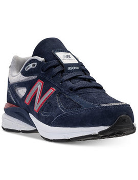Boys' 990 V4 Running Sneakers From Finish Line by General