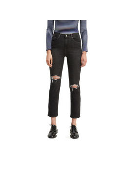 Levi's® 724™ High Rise Straight Crop Jeans by Levi