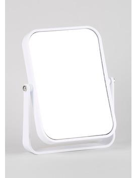 Rectangular Adjustable Mirror (20cm X 11cm) by Matalan