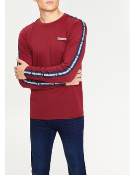 Lambretta Long Sleeve T Shirt by Matalan