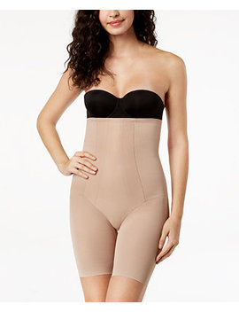 Women's Extra Firm Tummy Control Shape With An Edge High Waist Thigh Slimmer 2709 by General