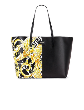 Tribute Tote by Versace