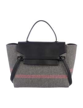 2017 Tweed Mini Belt Bag by Celine